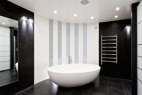 дизайн ванной комнаты / источник