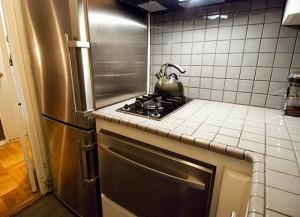 Кухонный фартук керамическая