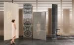 Крупноформатная стеклянная плитка Sicis